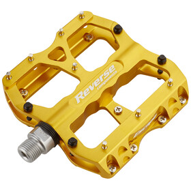 Reverse Escape Pedal gold